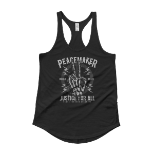 Peacemaker – Ladies' Shirttail Tank